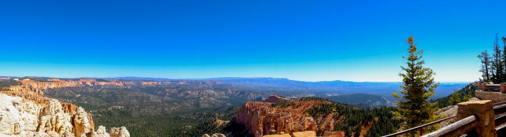 Bryce Canyon view