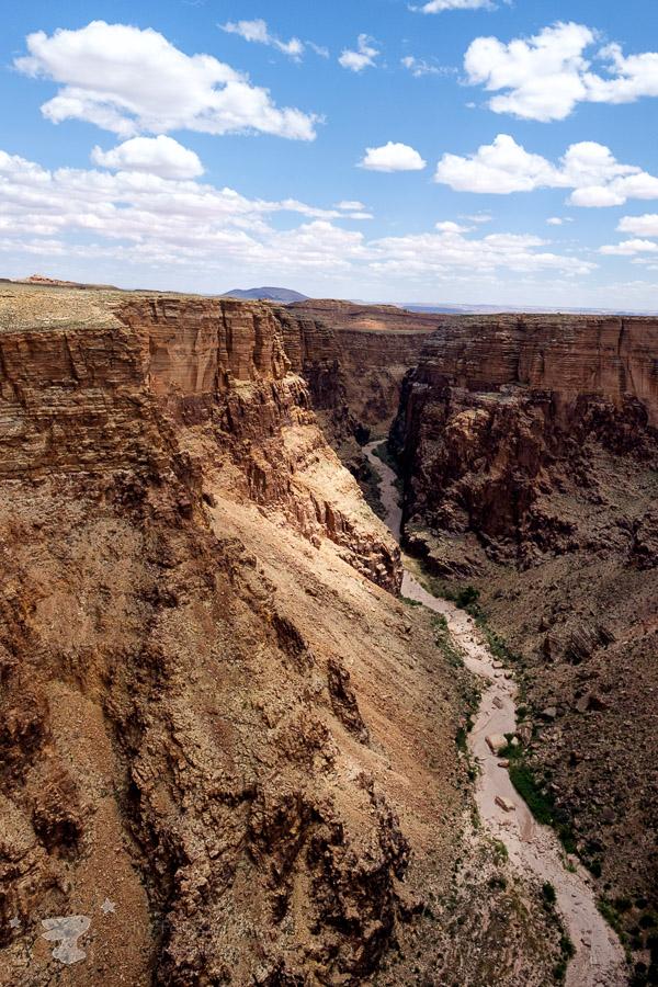 Little Colorado River view