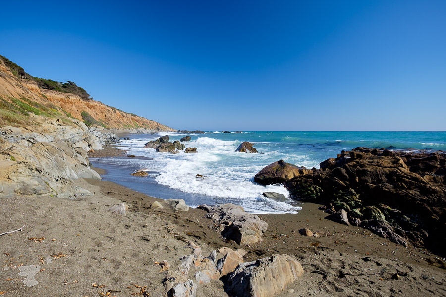 Moonstone Beach, Cambria California