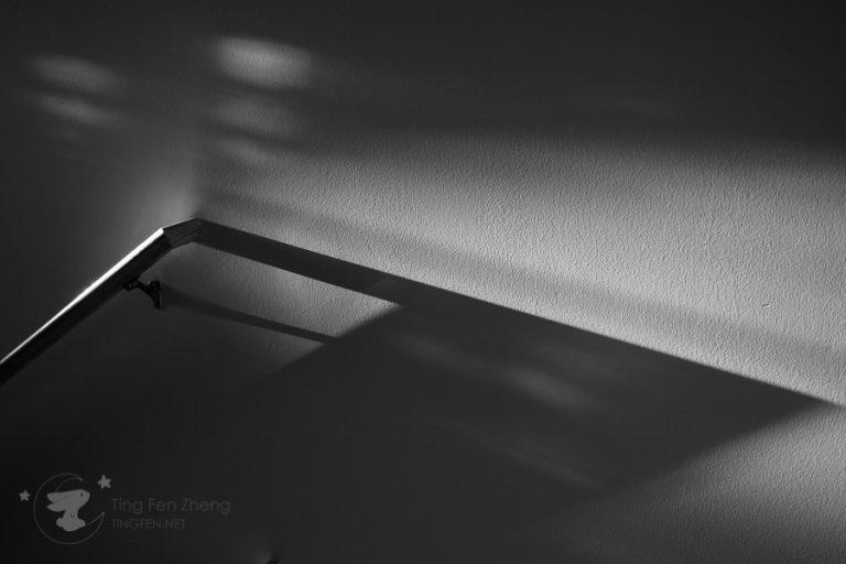 stair light & shadow - ting fen zheng