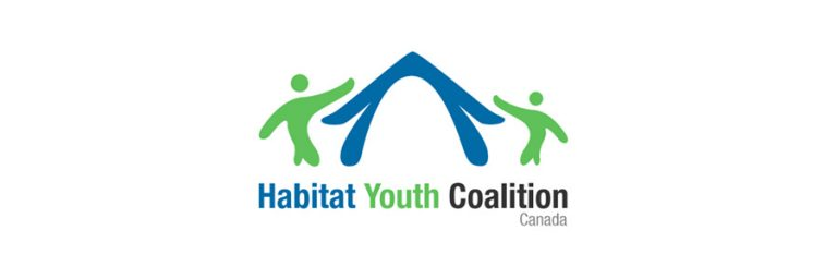 Habitat Youth Coalition Canada logo
