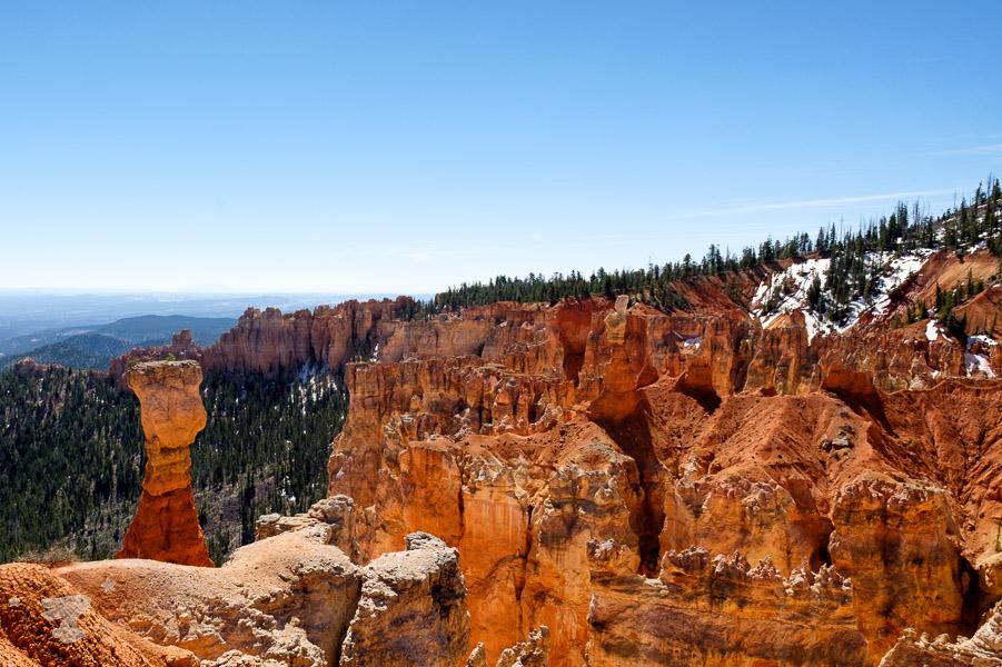 Bryce Canyon - ting fen zheng