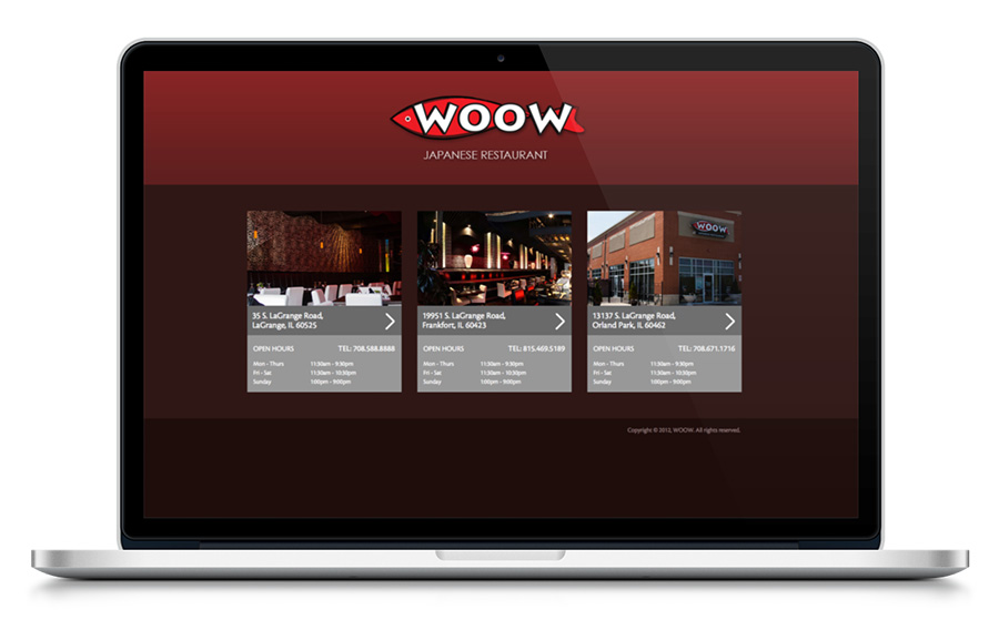 Woow Website