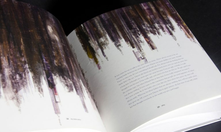 ting fen zheng - Book Design
