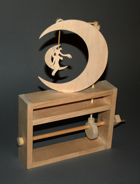 ting fen zheng - automata toy