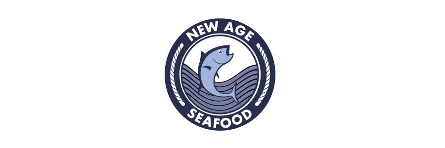 New Age Seafood Logo